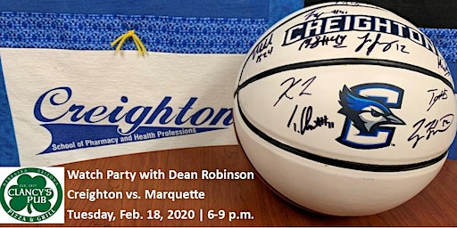 Phoenix MBB vs. Marquette Game Watch Party with the Dean