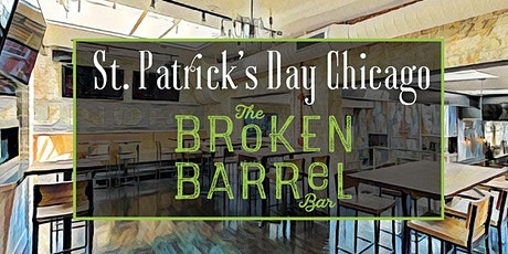 St. Patrick's Day Chicago at Broken Barrel Bar tickets