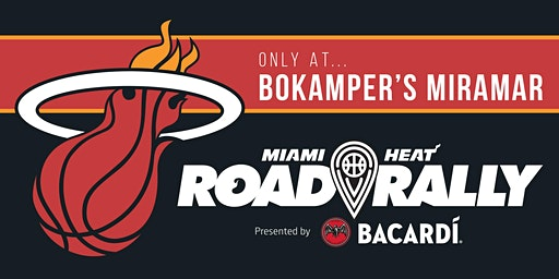 Miami Heat Road Rally 2020