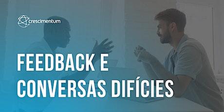 Feedback e conversas difícies bilhetes