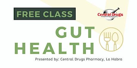 Free Class: Gut Health! tickets