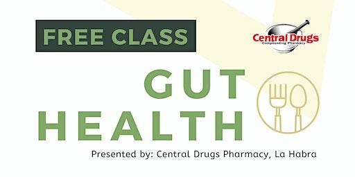 Free Class: Gut Health!
