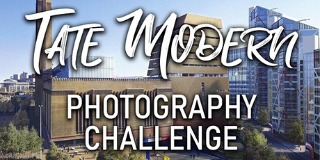 Photography challenges in London - Tate Modern night photo challenge tickets