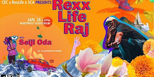 REXX LIFE RAJ W/ SEIJI ODA
