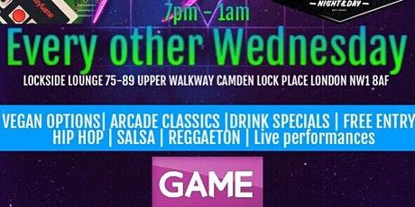CUBANA RETRO GAMES EVENT tickets