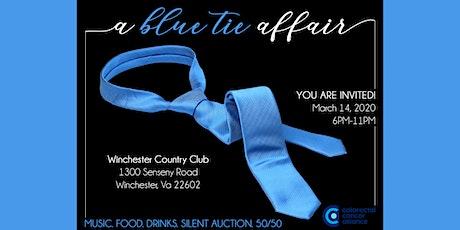 A Blue Tie Affair tickets