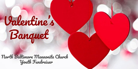 Large Tables at NBMC Valentine's Banquet Youth Fundraiser (6-8 people) tickets