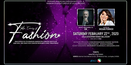 An Evening of Fashion with Ebi tickets