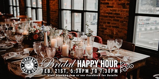 Bridal Happy Hour