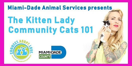The Kitten Lady: Community Cats 101 tickets