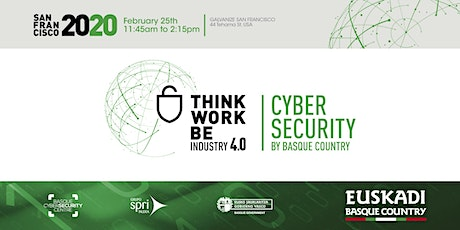 Basque Cybersecurity Center RSA Program  tickets