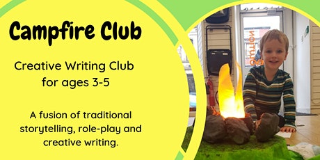 Campfire Club - March - Safari Stories tickets