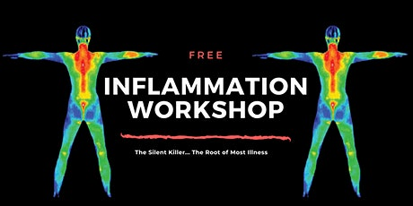 Inflammation Workshop - The Body's Warning Signs tickets