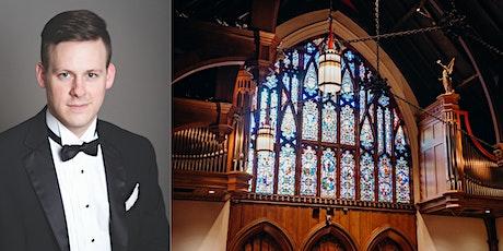 All Saints' Concert Series: Kirk Rich, Organist tickets