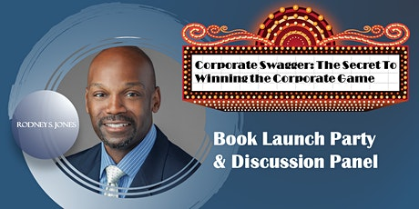Corporate Swagger Book Launch & Discussion Panel tickets