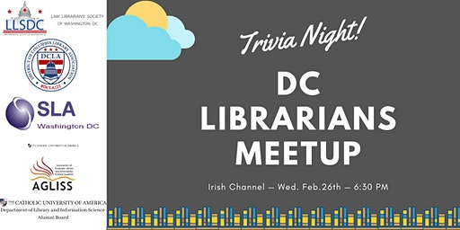 Trivia Night! DC Librarians Meetup