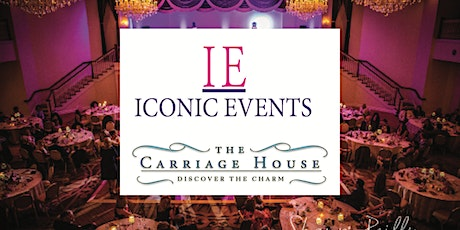The Iconic Events/Carriage House Bridal Open House tickets