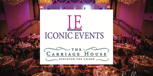 The Iconic Events/Carriage House Bridal Open House