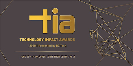 2020 Technology Impact Awards tickets