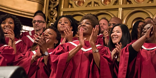 The Marble Community Gospel Choir Presents A Gospel Celebration