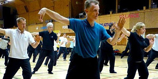 Intro to Tai Chi - Lifelong Learning Event