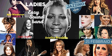 "Ladies ""Natural Woman"" - Live at Jazzino biglietti"