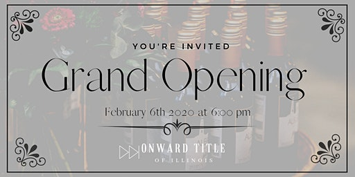 Onward Title Grand Opening Celebration