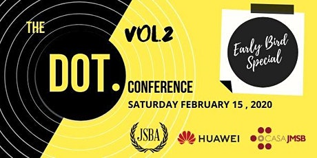 DOT. Conference | Vol. 2 tickets