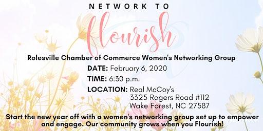 Flourish Women's Networking Group
