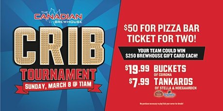 Leduc Crib Tournament! tickets