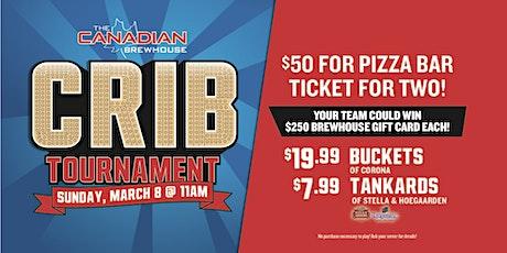 Leduc Crib Tournament! tickets