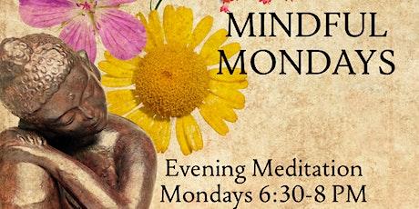 Mindful Mondays at Satsang House tickets