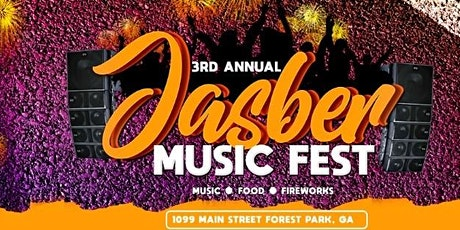 3rd Annual Jasber Music Fest tickets