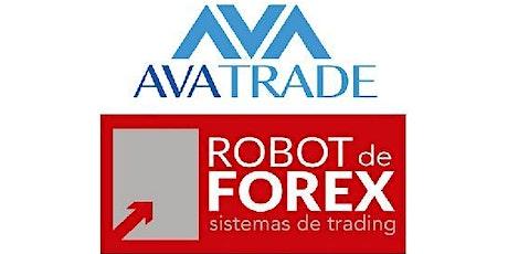 Trading con Tecnologías del siglo XXI - CURSO GRATUITO Robot de Forex con AvaTrade - 4 de Marzo 2020  entradas