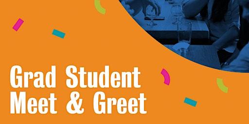 Graduate Meet & Greet