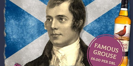 Burns Night at The Angel of Bow tickets