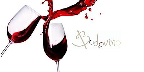 Valentine's Wine Pairing Dinner @ Bodovino Village tickets