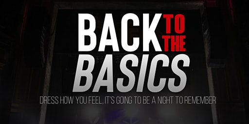 MOVIE NIGHT PT.6 [DE] : Back 2 The Basics | Jan 31ST, 2020 •21+ To Enter