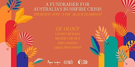 A Fundraiser for Australia's Bushfire Crisis tickets