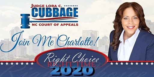 Brunch with Judge Lora C Cubbage