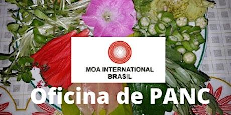 MOA - Alimentação Natural - Oficina de PANC billets
