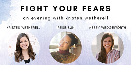 Fight your Fears: An evening with Kristen Wetherell (including book launch) tickets
