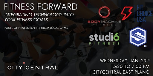 Fitness Forward - Tech & Fitness Panel