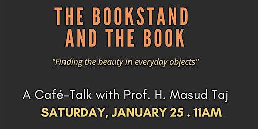 Café-Talk: The Bookstand & the Book