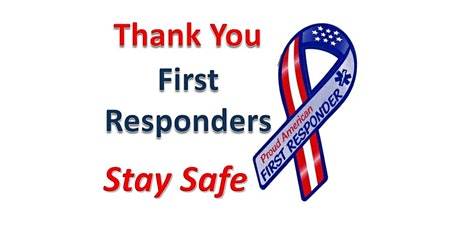 First Responders Care Packages Packing - April 4th tickets