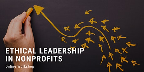 Ethical Leadership in nonprofits tickets