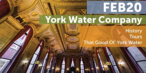 YYP Third Thursday Social - York Water Company