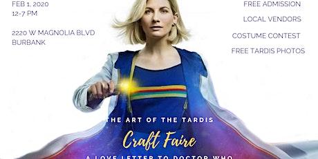 Art is the TARDIS Craft Faire tickets