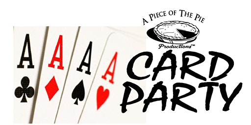 """Bring Your """"A""""  Game Card Party & Social"""