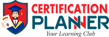 """Certification Planner, LLC """"Your Learning Club"""" logo"""